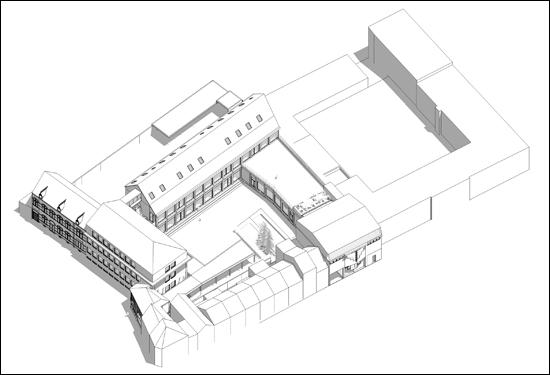 ontwerp van een school